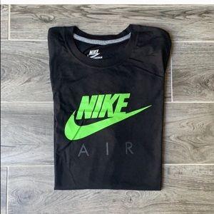 Men's Nike Air Short Sleeve Shirt Slim Fit XL